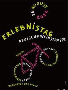 Weinstraße Erlebnistag 2012