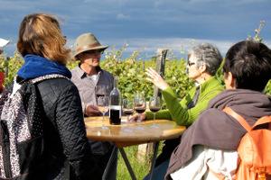 Kultur- und Weinbotschafter der Pfalz