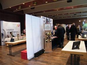 65. Pfalz Weinbautage 2012 mit Weinprobe