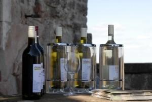 Weinwandern und Weinprobe beim Winzer