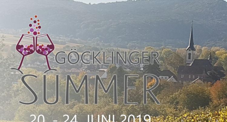 Göcklinger Summer 2019