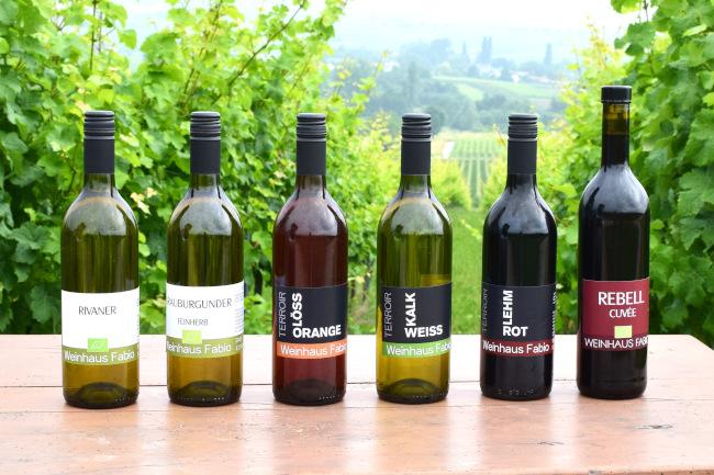 Weinseminar in der Pfalz